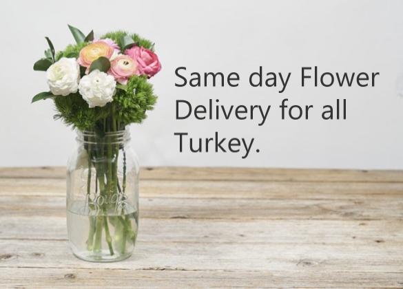flowers turkey