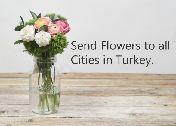 доставка цветов турция алания