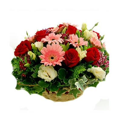 flower delivery turkey Gerbera Roses Lisyantus