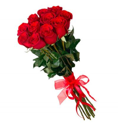 flower delivery turkey 11 Red Roses Bouquet